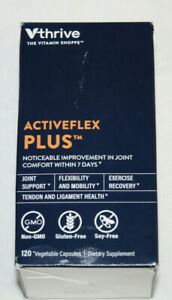 Thrive-Activeflex-Plus-Joint-Support-for-Flexibility-amp-Mobility-120-Capsules-NEW