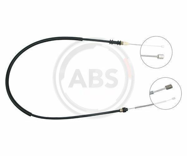 A.B.S. Cable parking brake K15617