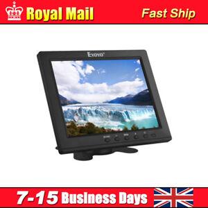 Small-8-034-800-600-Video-Monitor-AV-HDMI-BNC-VGA-For-DVD-VCD-CCTV-Banking-HOT