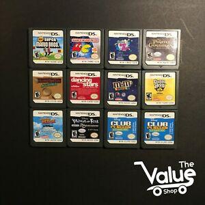 Lot-of-12-Nintendo-DS-Games-Super-Mario-Bros-Space-Bust-A-Move-amp-More