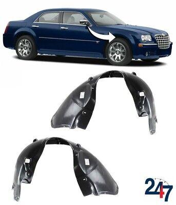 Neuf CHRYSLER 300 C Dodge Magnum 2005-2011 Roue Avant Arc Cover Trim Paire Set