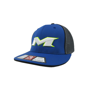 Miken Psycho Hat by Richardson PTS40  All Black//White /& Red//Blue//Red LG//XL
