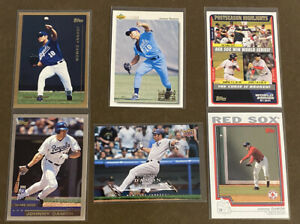 Johnny-Damon-6-card-Lot-including-ROOKIE-1992-Upper-Deck-Minors-19