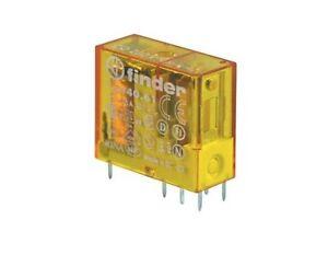 Rele-relay-230Vca-16A-a-1-scambio-contatto-in-miniatura-230Vac-220V-finder-8325