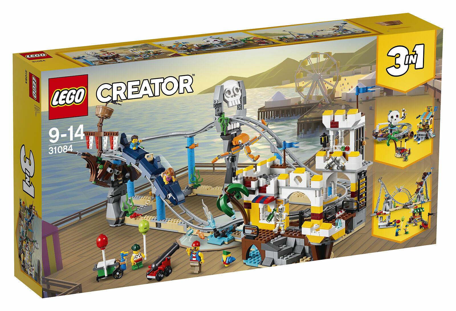 Lego Creator Pirate Roller Coaster (31084)   marche online vendita a basso costo