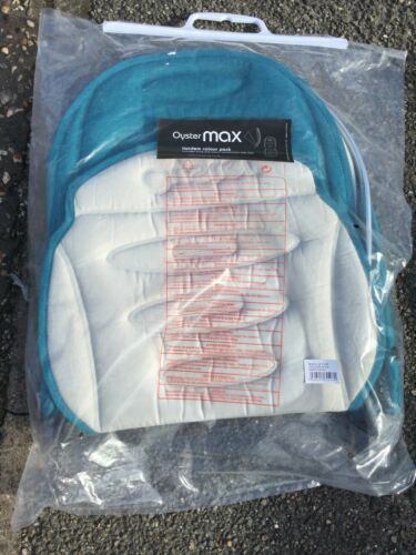 Oyster Max Max 2  LIE FLAT Tandem Seat Colour Pack Hood Seat Liner DEEP TOPAZ