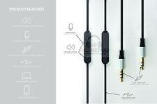 GOLD Ricambio Audio Lead per Skullcandy hesh2.0 Cuffie con Microfono e Remote