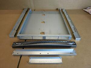 Computers/tablets & Networking Rackmount Cabinets & Frames Well-Educated Dell Emc Server Plate 042-005-853 Hpi-elitek Panel 100-561-049 Emc Rail Kit