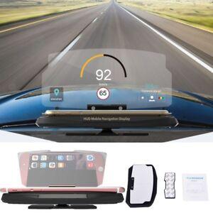 6 5 39 39 car hud holder head up display projector bracket for. Black Bedroom Furniture Sets. Home Design Ideas
