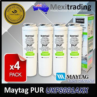 Genuine Maytag Amana UKF8001 Water Filter X 2