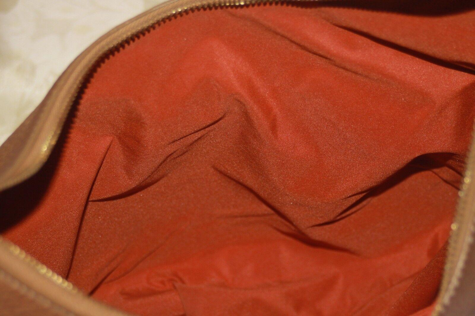 COLE HAAN Gold Fish F05 Large Hobo Handbag Purse … - image 6