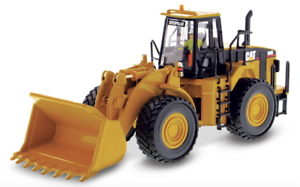 DIECAST MASTERS 85027 1 50 SCALE CAT 980G WHEELED LOADER