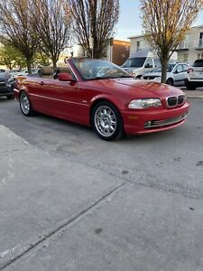 Bmw 330ci convertible 8000nego