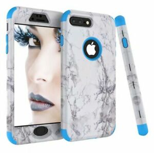 COQUE IPHONE SILICONE EFFET MARBRE 2 IPHONE 7/8 X XS XR 11 IPHONE 12 PRO 12MINI