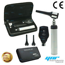 YNR England VETSCOPE LED Otoscope Ophthalmoscope ENT Set Veterinary Diagnostic