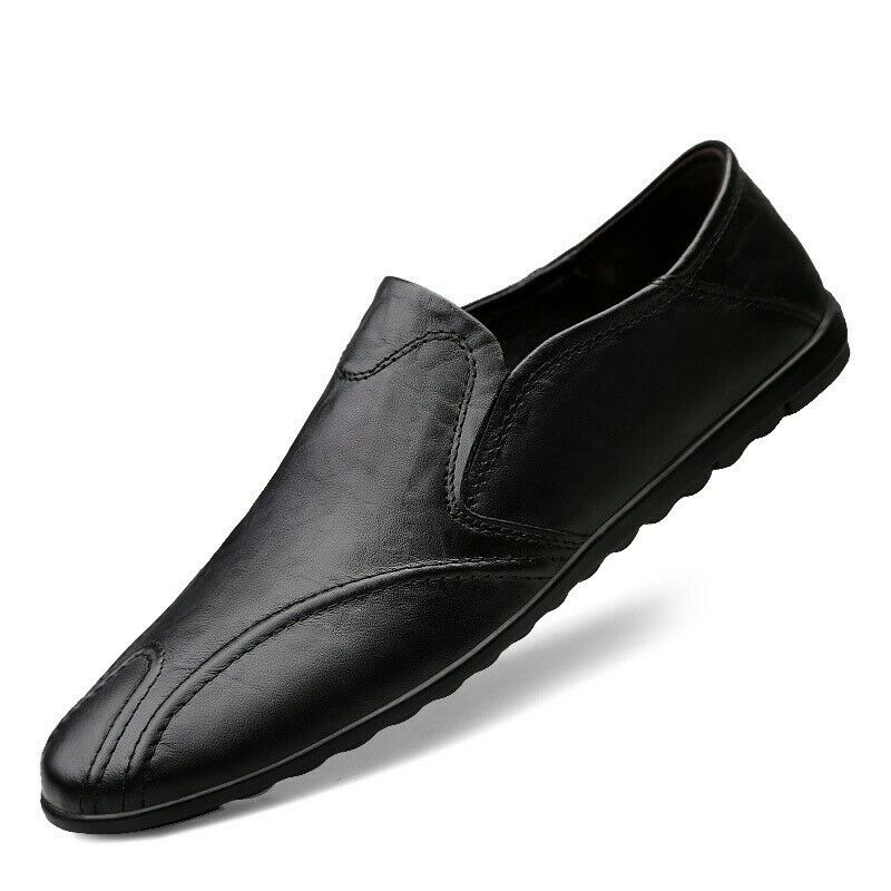 Men Hollow Out shoes Slip On Casual Fashion Comfort Flat Wedding LaLoafer Drive