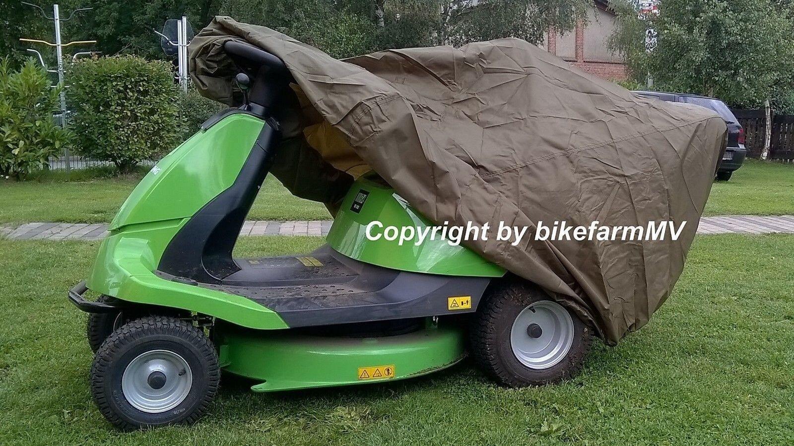 outdoor plane rasentraktor wolf garten scooter mini pro aufsitzm her abdeckplane ebay. Black Bedroom Furniture Sets. Home Design Ideas