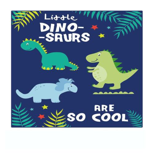 Luxe Nouveau-né Couvertures bébé doux Enfants Chaud Confortable Polaire dinosaure lit jette garçons