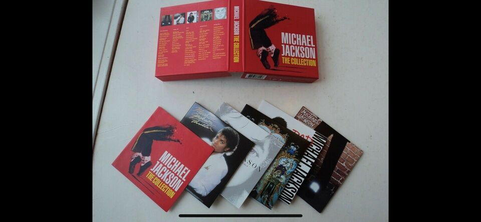 Michael Jackson: The Collection, pop