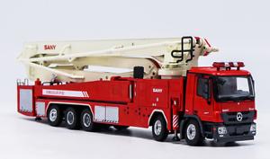 barato y de moda Sany 1 50 fabricante original 62m 62m 62m modelo de camión de plataforma ascendente Camión De Bomberos  40% de descuento
