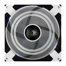 AeroCool Dead Silence 120mm White Case Fan