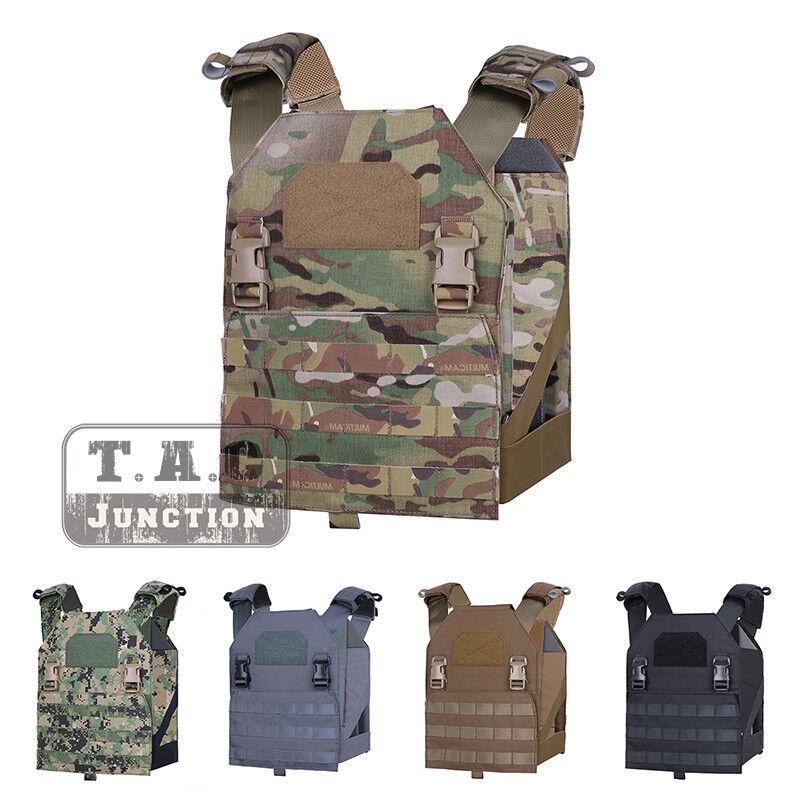Emerson Tactical APC Cuerpo Armadura Chaleco Portador de Placa Asalto Rápido Ligero