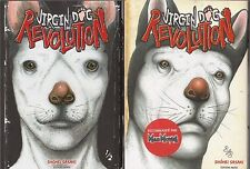 VIRGIN DOG REVOLUTION tomes 1 et 2 Sasaki MANGA SEINEN série en français COMPLET