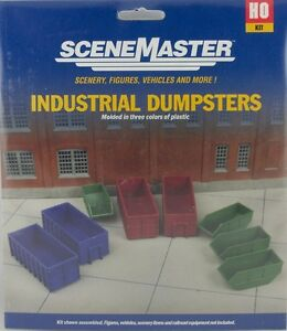 Walthers 949-4106 Industrie-Container