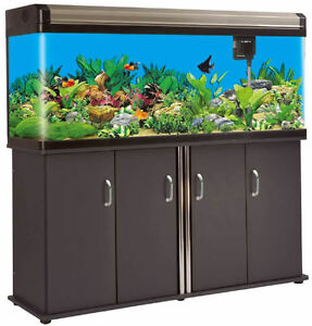 ... about New Factory Sealed 133 Gallon Fish Tank Reef Aquarium GLASS