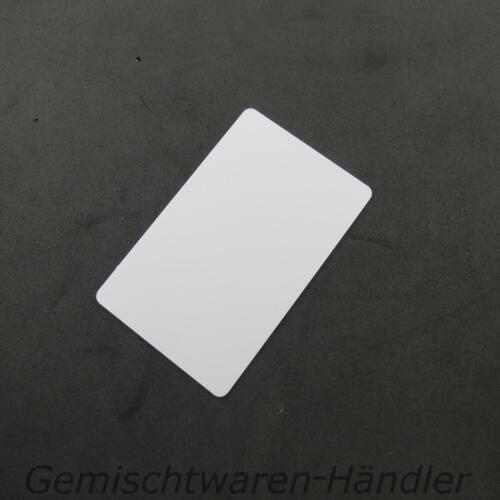 1x RFID cards 0,82 mm Cards 125kHz Transponder Keyfob Code Lock ID Card