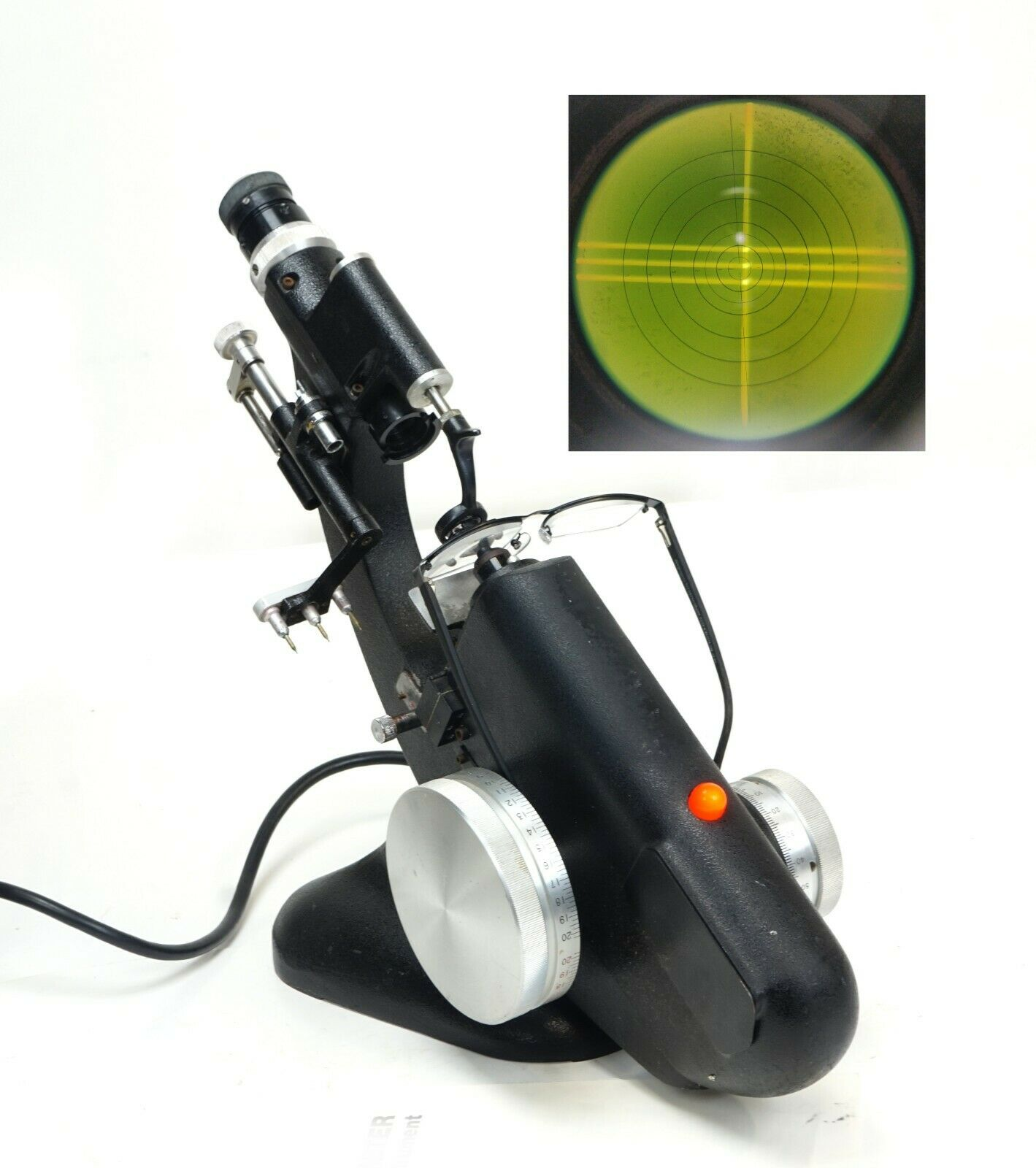 Cambridge Lensometer