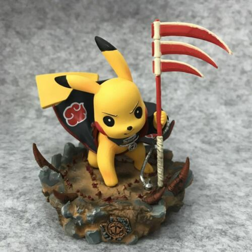 Collections Anime Jouets Naruto Pikachu Cosplay Hidan Figurines Statues 11cm