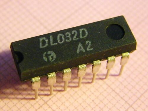 25x DL032D Quad 2-input OR-Gate HFO =74LS32