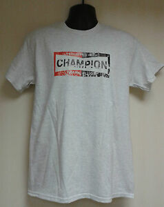 Details about MEN'S MOTORBIKE T-SHIRT - FITTED WITH CHAMPION SPARK PLUGS -  SIZES: S - 3XL