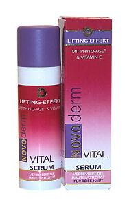 Grundpreis-100ml-99-83-NOVODERM-VITAL-Serum-30-ml-Lifting-Effekt-NEU-OVP
