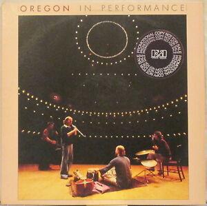 OREGON-In-Performance-2-LP-Set-Top-Ethnic-Jazz-WLP-Promo-Copy