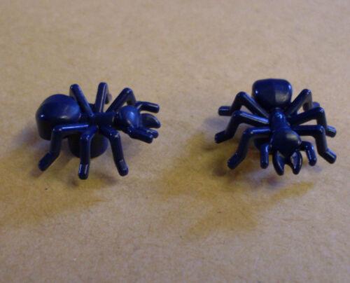 Ameise dunkelblau 2 Lego Figuren Tiere Dark Blue Ant Neu