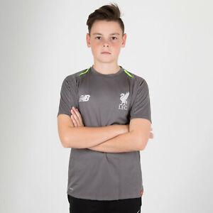 c34cd70b50e New Balance Liverpool FC 18 19 Elite Kids Football Training Shirt ...