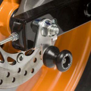 Honda-CBR125R-2011-2018-R-amp-G-Racing-Offset-Cotton-Reels-Paddock-Stand-Bobbins