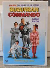 Suburban Commando (DVD, 2002) RARE HULK HOGAN 1991 COMEDY BRAND NEW