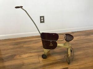 Vintage Carriage Buggy Baby Doll Stroller Walker Turner ...