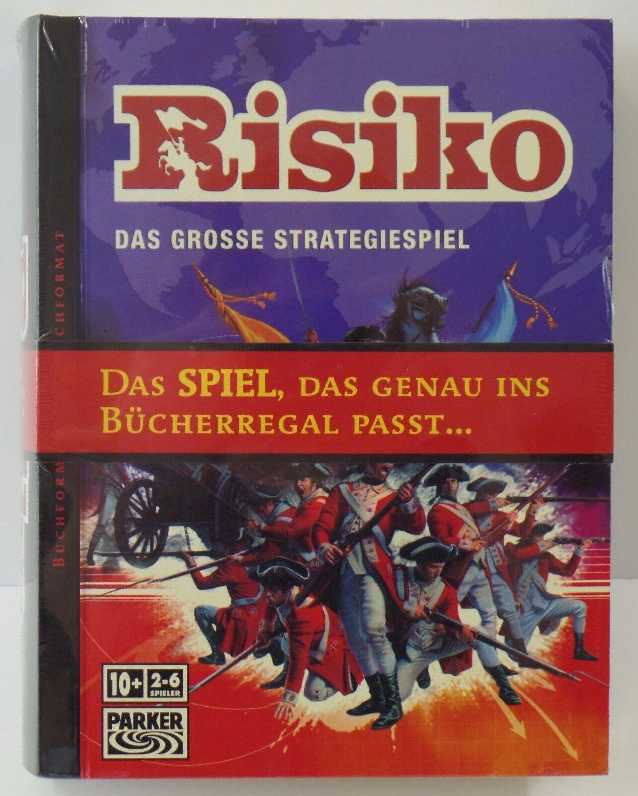 PARKER risque le grand jeu jeu jeu de stratégie édition spéciale — - Neuf New ff08bf