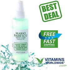 Mario Badescu Skin Care Facial Spray With Aloe Cucumber and Green Tea 4 FL Oz