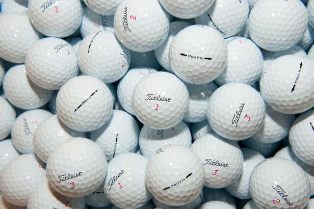 10 Dozen Titleist Pro V1X MINT / NEAR MINT Grade Refinished Golf Balls