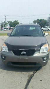 Great Condition 7 Seater Grey 2012 Kia Rondo Accident free