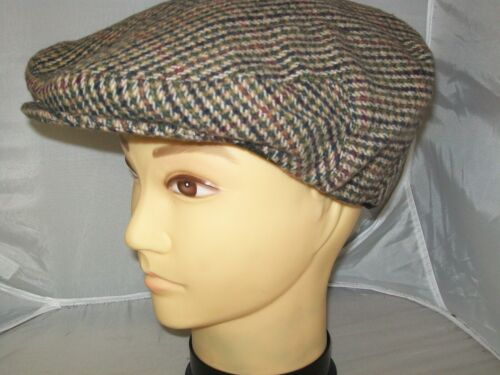 6 sizes free nextday postage COUNTRYSIDE CLASSIC TWEED FLAT CAP