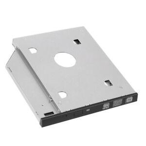 NEW-for-Dell-Latitude-E4300-E4310-SATA-9-5mm-width-2ND-HDD-SSD-Hard-Drive-Caddy