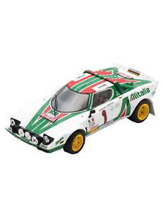 Lancia-Stratos-HF-No-1-Winner-Rally-Monte-Carlo-1977-Resin-Model-Car