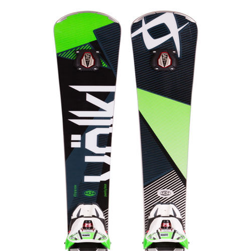 Volkl 2017 Code Speedwall L UVO Skis w rMotion2 12.0 Bindings NEW   164cm