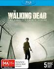 The Walking Dead : Season 4 (Blu-ray, 2014, 5-Disc Set)